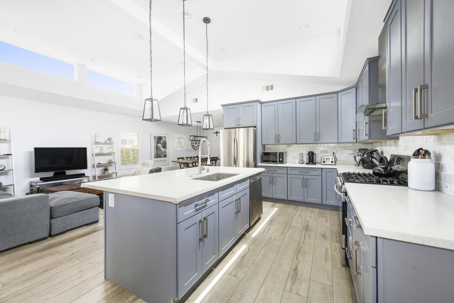 Remodeled, Noho, Home, Modern, North Hollywood
